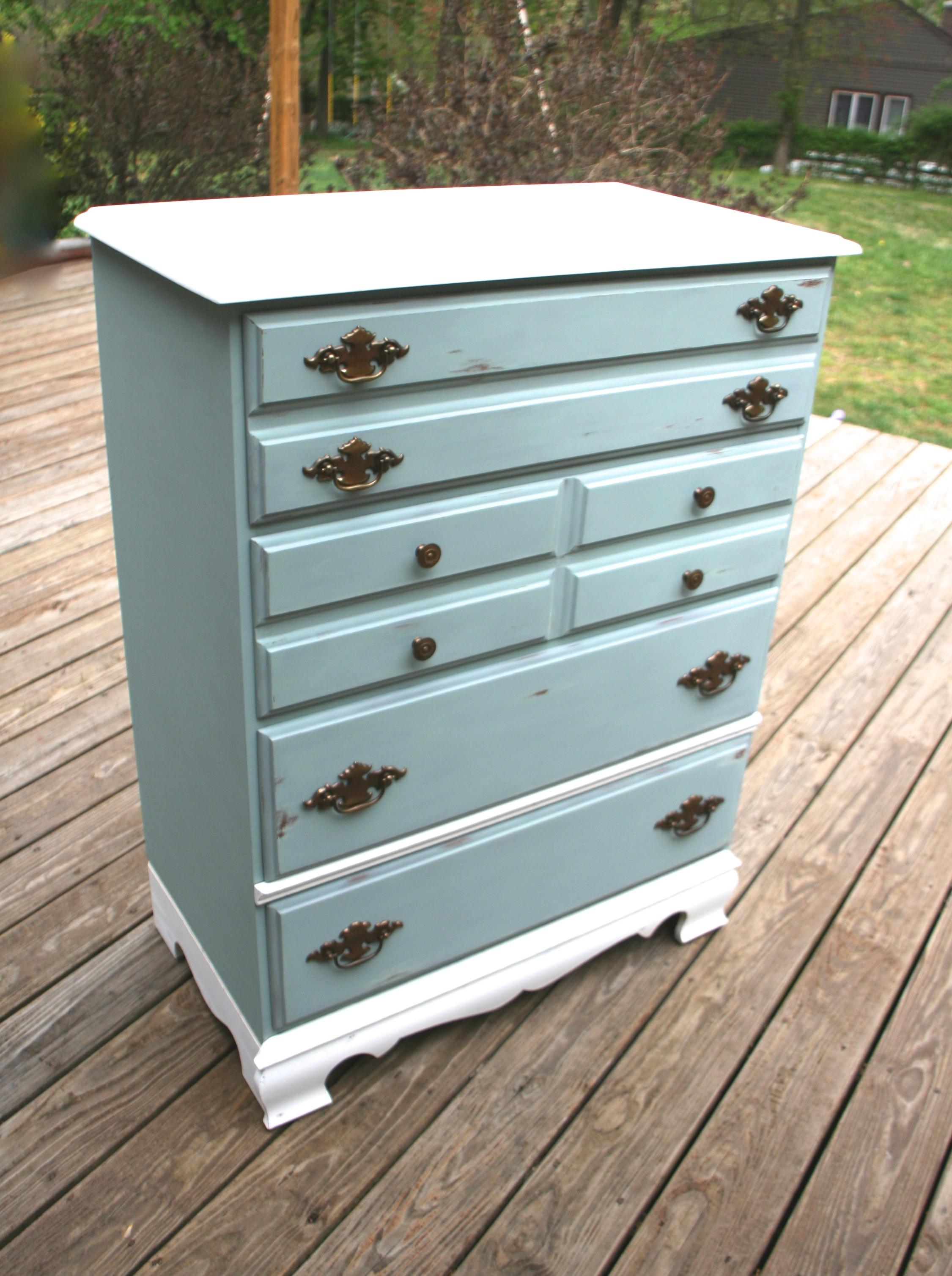 stopsley of drawers antiques chic chest shabby